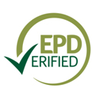 Epd verified the logo