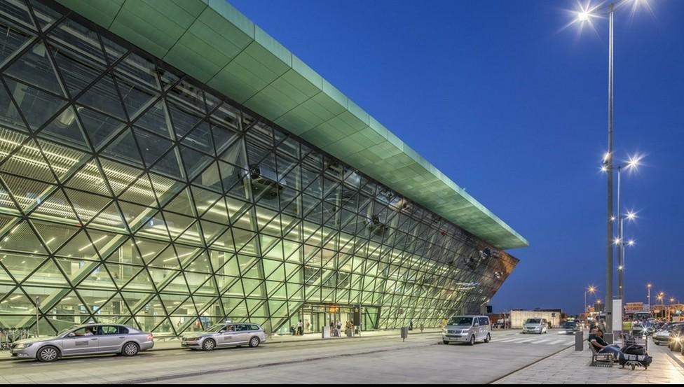 Krakow Airpot | Projekte Saint-Gobain Building Glass